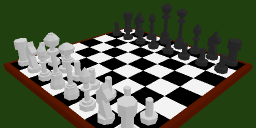 Iolar chess board